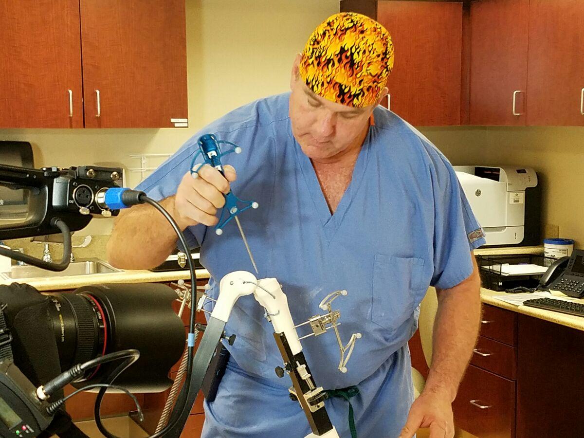 Dr.-Burke-robotic-surgery