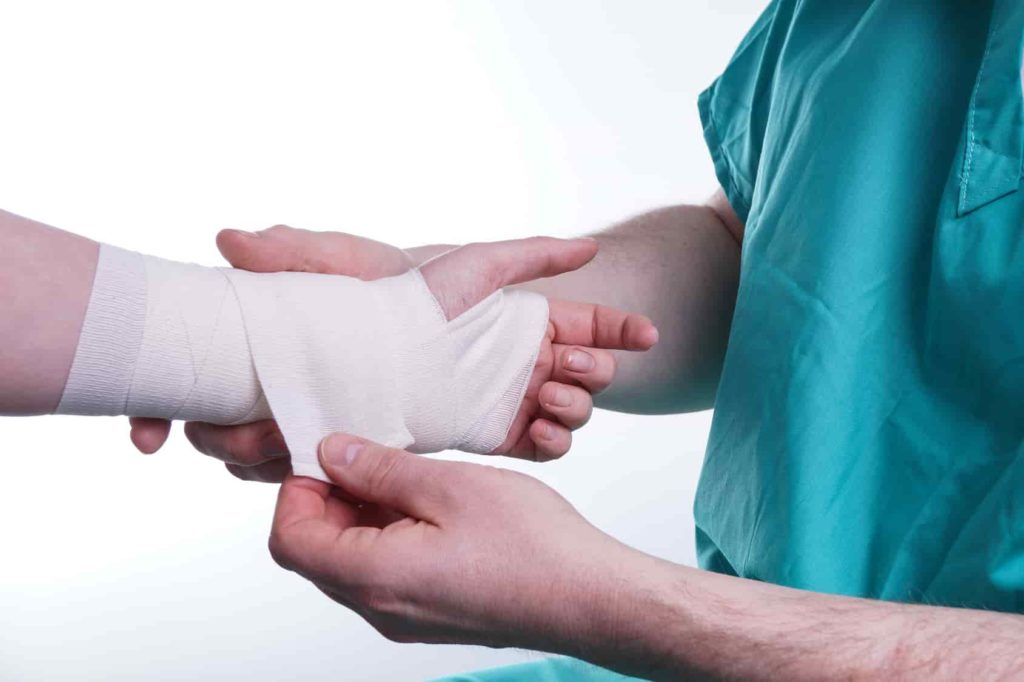 Dr Burke Orthopedics Services - Fracture Repair