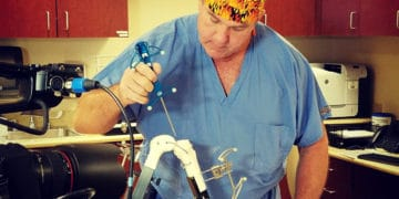 Robotic Knee Replacement for Athletes